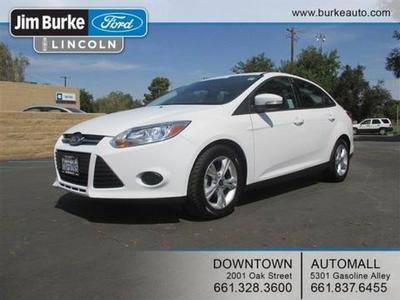 2013 Ford Focus SE Sedan for sale in Bakersfield for $15,960 with 40,256 miles.