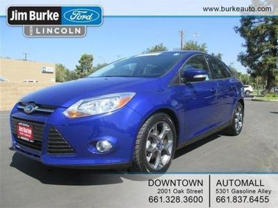 2013 Ford Focus SE Sedan for sale in Bakersfield for $16,985 with 22,550 miles.