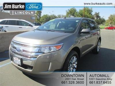 2014 Ford Edge Limited SUV for sale in Bakersfield for $30,800 with 17,209 miles.