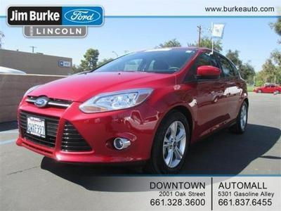 2012 Ford Focus SE Hatchback for sale in Bakersfield for $16,445 with 11,283 miles.