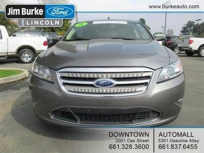 2011 Ford Taurus Limited Sedan for sale in Bakersfield for $19,874 with 42,107 miles.