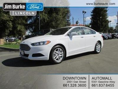 2014 Ford Fusion SE Sedan for sale in Bakersfield for $23,985 with 752 miles.