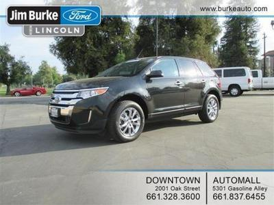 2011 Ford Edge SEL SUV for sale in Bakersfield for $25,980 with 32,562 miles.