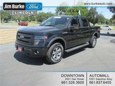 2013 Ford F150 Crew Cab Pickup for sale in Bakersfield for $45,900 with 25,575 miles.