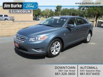 2010 Ford Taurus SEL Sedan for sale in Bakersfield for $19,945 with 39,821 miles.