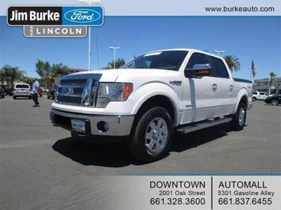 2011 Ford F150 Crew Cab Pickup for sale in Bakersfield for $39,965 with 43,514 miles.