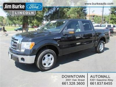 2010 Ford F150 Crew Cab Pickup for sale in Bakersfield for $24,622 with 33,712 miles.