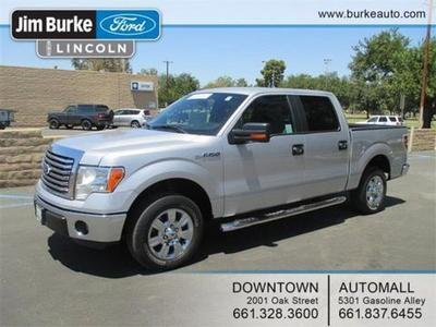 2011 Ford F150 Crew Cab Pickup for sale in Bakersfield for $27,645 with 44,563 miles.