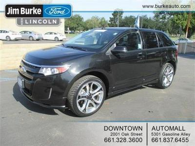 2011 Ford Edge Sport SUV for sale in Bakersfield for $31,620 with 28,682 miles.