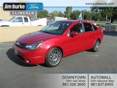 2010 Ford Focus SES Sedan for sale in Bakersfield for $12,460 with 73,044 miles.