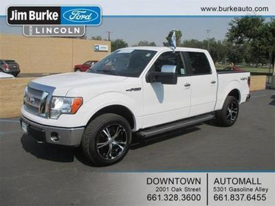 2010 Ford F150 Crew Cab Pickup for sale in Bakersfield for $35,653 with 39,824 miles.