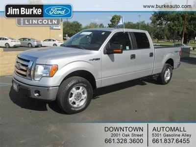 2010 Ford F150 Crew Cab Pickup for sale in Bakersfield for $23,948 with 77,314 miles.