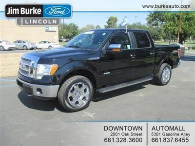 2011 Ford F150 Crew Cab Pickup for sale in Bakersfield for $41,530 with 35,577 miles.