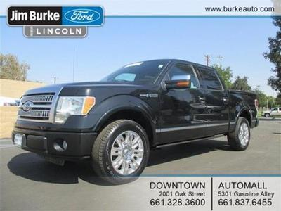 2010 Ford F150 Crew Cab Pickup for sale in Bakersfield for $36,750 with 51,851 miles.