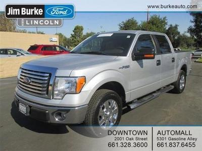 2010 Ford F150 Crew Cab Pickup for sale in Bakersfield for $25,230 with 53,287 miles.