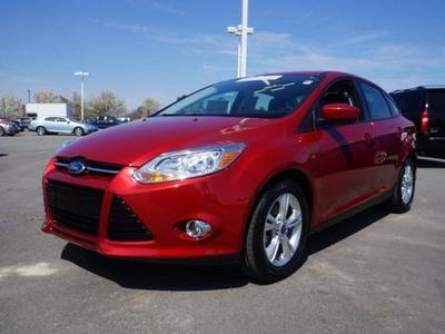 2012 Ford Focus SE Sedan for sale in Goldsboro for $19,995 with 14,449 miles.