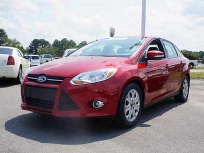 2012 Ford Focus SE Sedan for sale in Goldsboro for $15,995 with 26,205 miles.