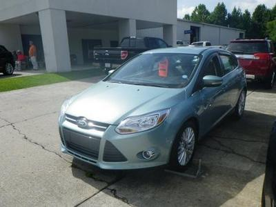 2012 Ford Focus SEL Hatchback for sale in Manchester for $17,495 with 25,715 miles.