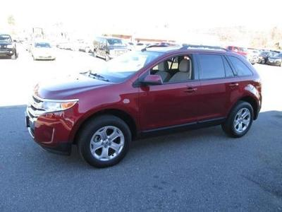 Used 2013 Ford Edge - Waynesville NC