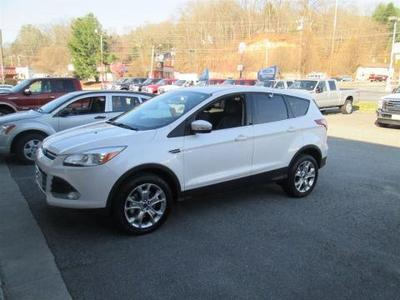 2013 Ford Escape SEL SUV for sale in Waynesville for $25,995 with 21,386 miles.