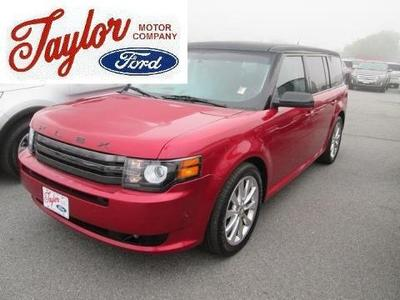 Used 2011 Ford Flex - Waynesville NC