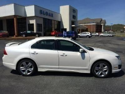 2012 Ford Fusion Sport Sedan for sale in Columbia for $24,988 with 9,361 miles.