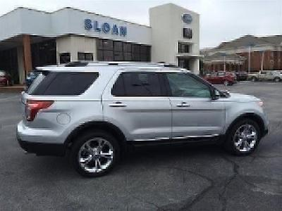 2013 Ford Explorer Limited SUV for sale in Columbia for $37,988 with 16,296 miles.