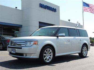 2012 Ford Flex SUV for sale in Greenville for $22,895 with 79,194 miles.