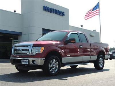 2013 Ford F150 Extended Cab Pickup for sale in Greenville for $34,995 with 11,758 miles.