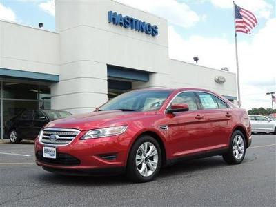 2011 Ford Taurus SEL Sedan for sale in Greenville for $19,595 with 32,506 miles.