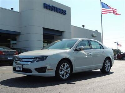2012 Ford Fusion SE Sedan for sale in Greenville for $17,695 with 21,162 miles.