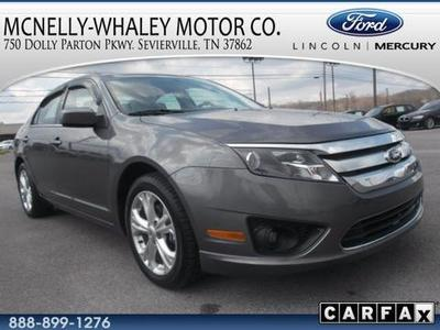 2012 Ford Fusion SE Sedan for sale in Sevierville for $17,995 with 23,882 miles.