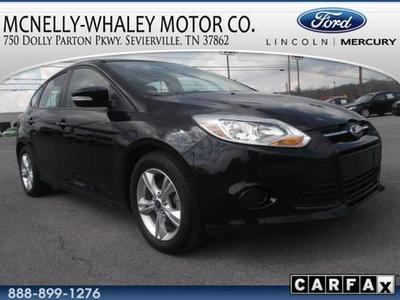 2013 Ford Focus SE Hatchback for sale in Sevierville for $16,995 with 37,701 miles.