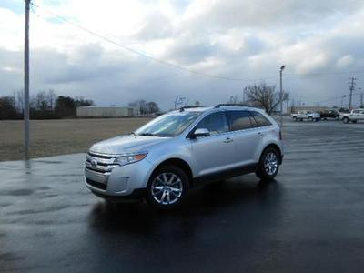2012 Ford Edge Limited SUV for sale in Crossville for $29,995 with 29,975 miles.