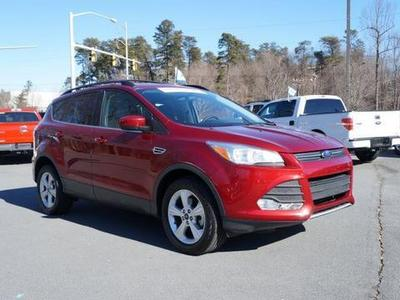 2013 Ford Escape SE SUV for sale in Winston Salem for $20,995 with 33,361 miles.