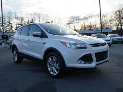 2013 Ford Escape SEL SUV for sale in Winston Salem for $24,995 with 25,664 miles.
