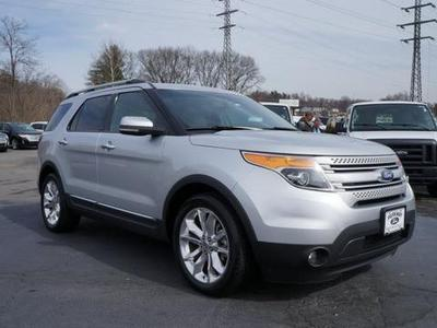2011 Ford Explorer Limited SUV for sale in Winston Salem for $29,995 with 47,419 miles.