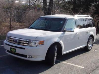 Used 2012 Ford Flex - Boone NC