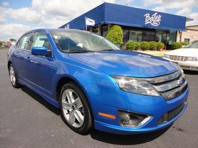 2012 Ford Fusion Sport Sedan for sale in Lebanon for $19,895 with 14,844 miles.
