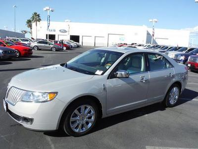 2010 Lincoln MKZ Sedan for sale in Las Vegas for $21,575 with 34,583 miles.