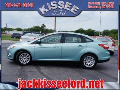 2012 Ford Focus SE Sedan for sale in Claremore for $15,495 with 30,984 miles.