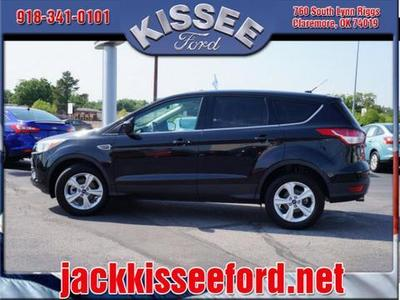 2013 Ford Escape SE SUV for sale in Claremore for $21,995 with 22,972 miles.