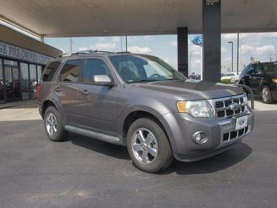 2012 Ford Escape Limited SUV for sale in Henderson for $23,995 with 32,224 miles.