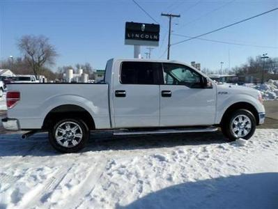 2011 Ford F150 Crew Cab Pickup for sale in Dexter for $24,900 with 45,019 miles.