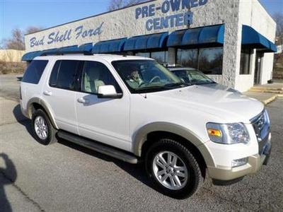 2010 Ford Explorer Eddie Bauer SUV for sale in Dexter for $24,900 with 47,609 miles.