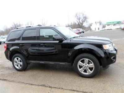 2012 Ford Escape Limited SUV for sale in Dexter for $21,900 with 21,959 miles.