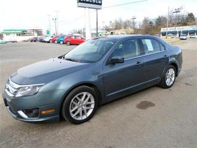 2012 Ford Fusion SEL Sedan for sale in Dexter for $18,900 with 20,013 miles.