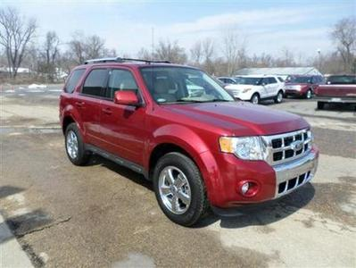 2012 Ford Escape Limited SUV for sale in Dexter for $21,900 with 22,884 miles.