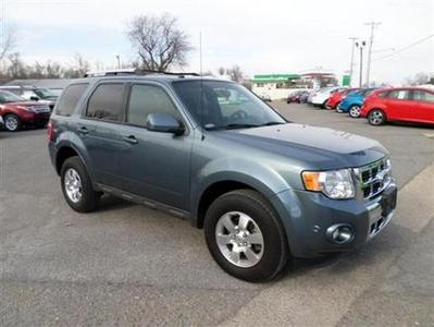 2012 Ford Escape Limited SUV for sale in Dexter for $21,900 with 25,092 miles.