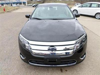 2012 Ford Fusion SEL Sedan for sale in Dexter for $19,900 with 13,675 miles.